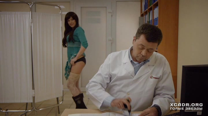 Порно видео у врача немецкое