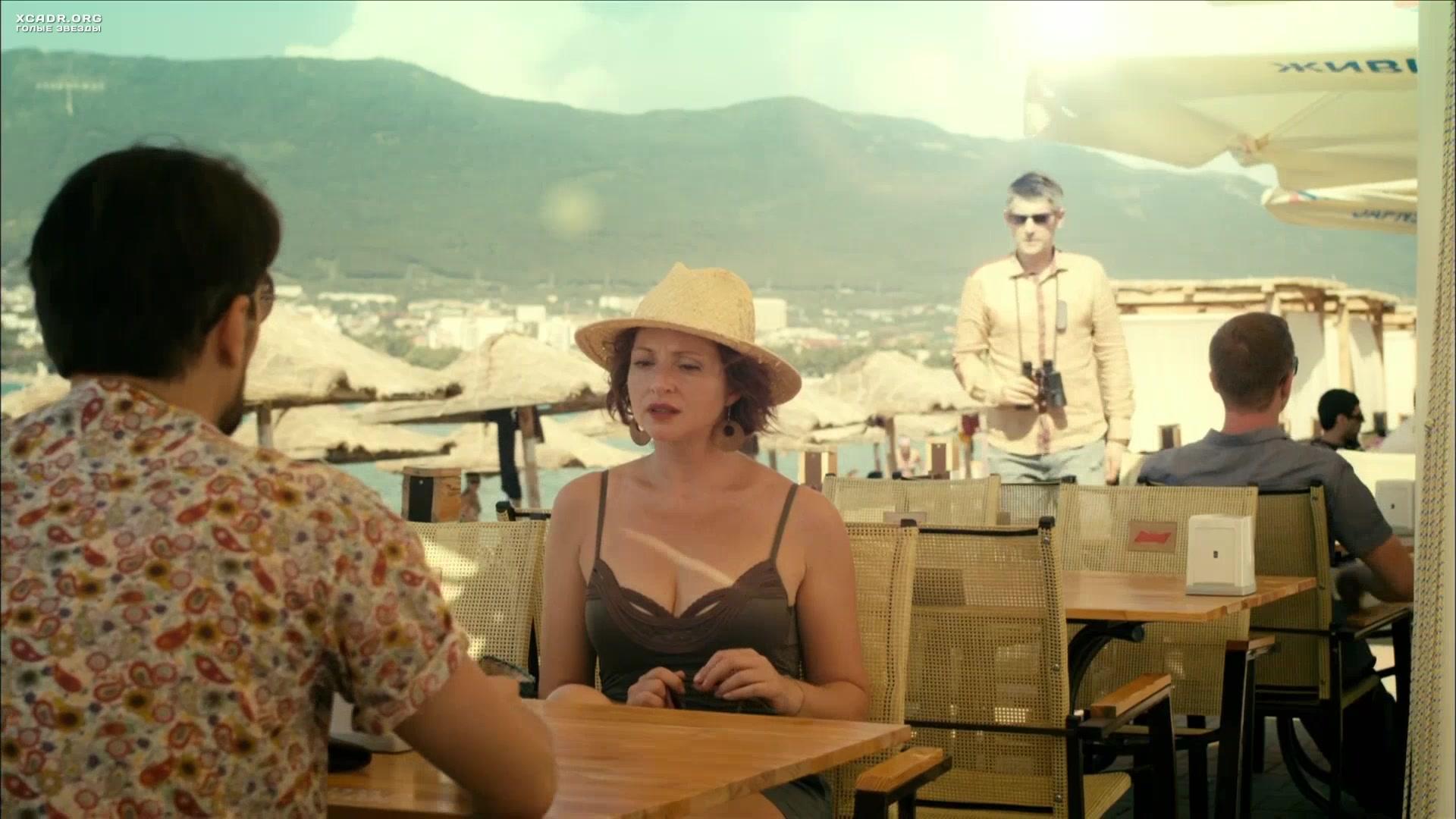 Анна банщикова фото на пляже
