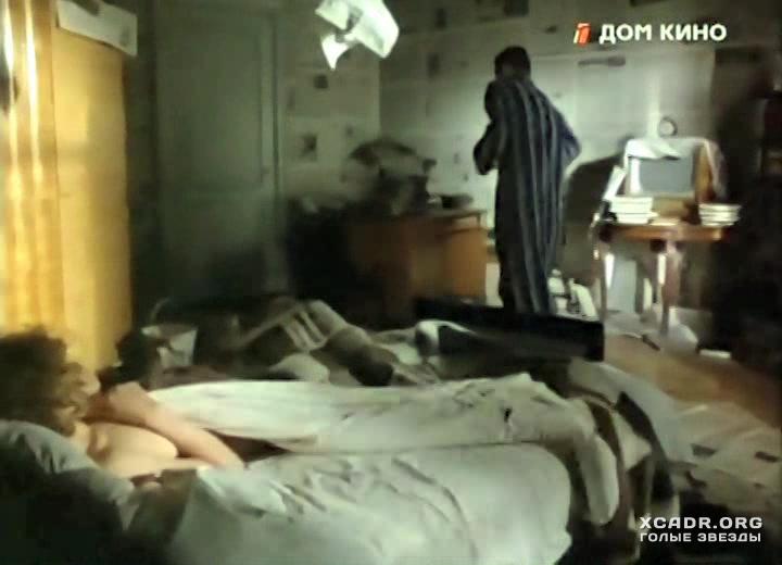 Обнаженная Елена Яковлева
