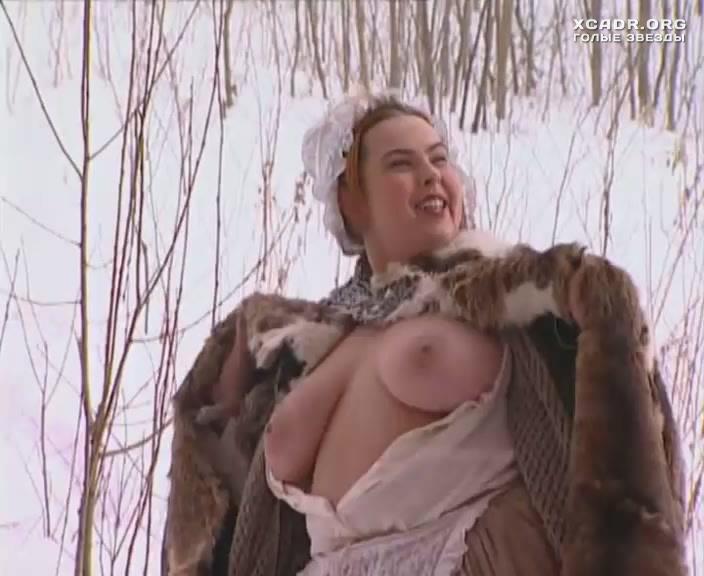 Елена Панова Обнаженная