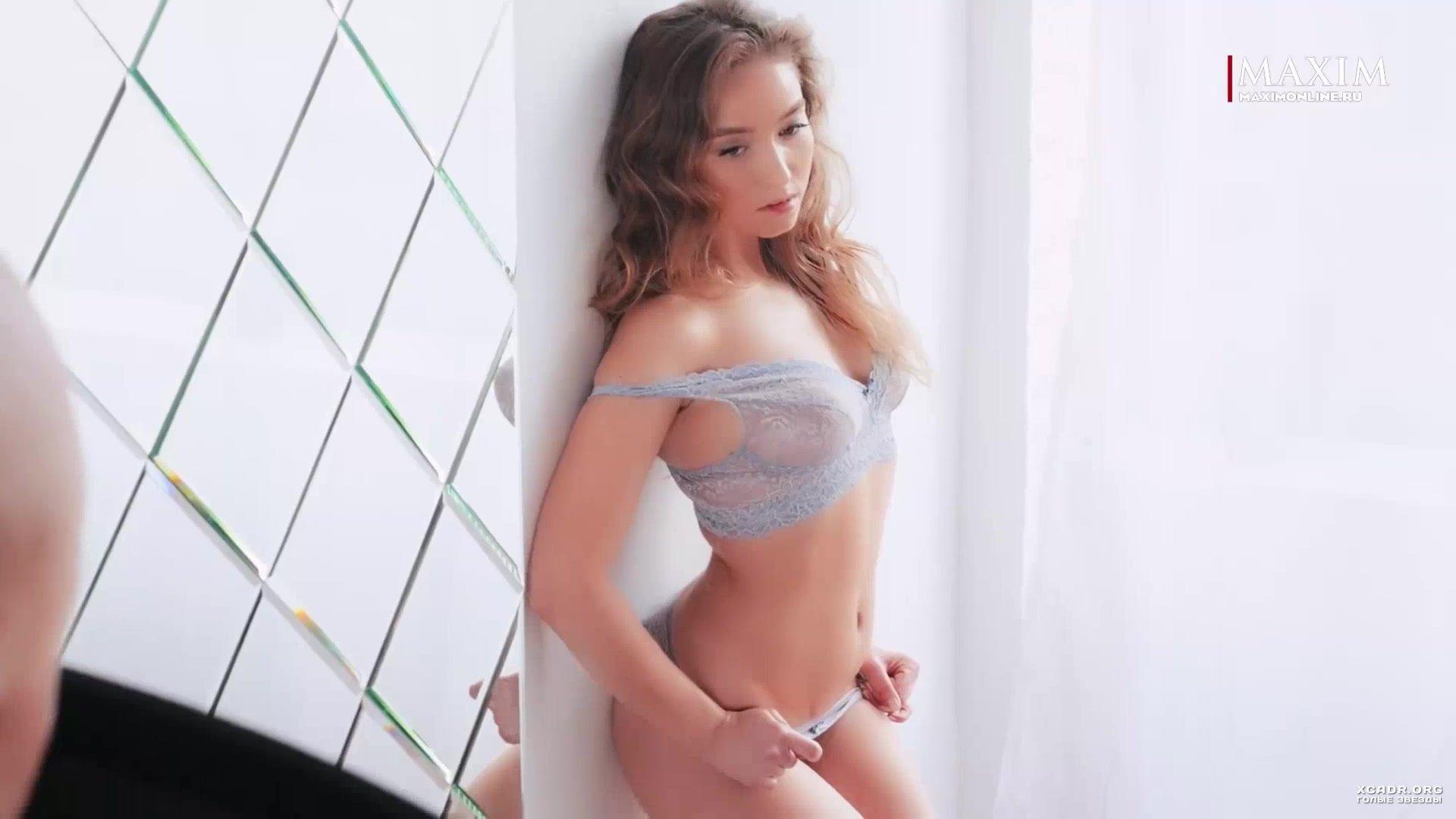 Юлия Маргулис Обнаженная