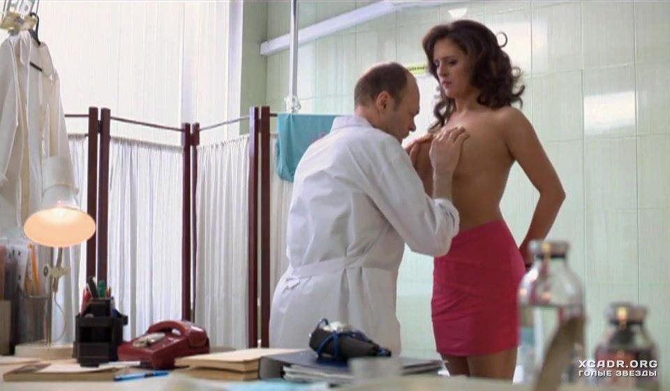Обнаженная Марии Шумаковой